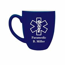 Personalized Engraved // EMT Paramedic // Coffee Mug // Cup