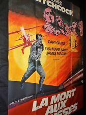alfred hitchcock LA MORT AUX TROUSSES cary grant  affiche cinema