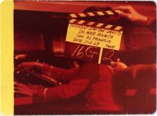 Star Trek TOS 35mm Film Clip Slide Lights of Zetar Clapper Board Uhura 3.18.29