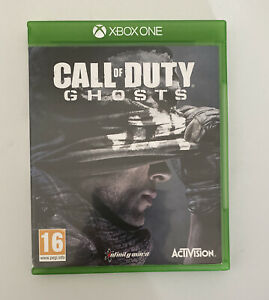 Call Of Duty Ghosts COD Microsoft Xbox One Free Delivery