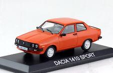 Dacia 1410 Sport orange Blister 1:43 Altaya Modellauto