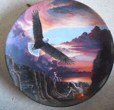 1995 Crestley Plate Eagle Dance by Lance Kendrick
