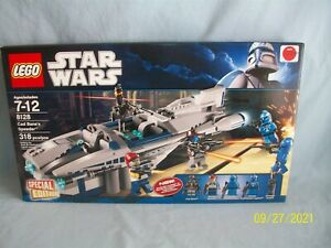 Lego Set 8128 Cad Bane's Speeder STAR WARS FACTORY SEALED Shahan Alama  Rem A