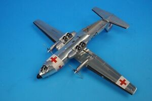 1:200 C-160A HB-ILN 570701 during the Nigerian Civil War Herpa airplane model