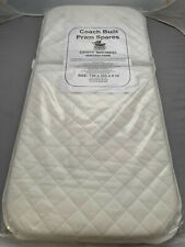 COACH BUILT PRAM DELUXE MATTRESS for Perego Baby Carriage - 730 x 355mm