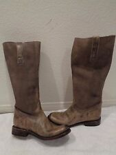 NEW Freebird by Steven FB-BRUSL Tall Leather/suede tall Boots SZ 8 -NWOT