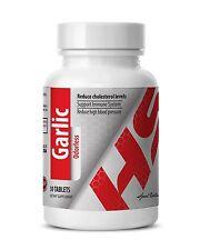 Odorless Garlic - Reduce Cholesterol Level Support Immune System 400mg(1 Bottle)
