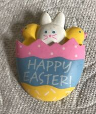 Vintage Hallmark Easter Pin Brooch Jewelry Jms-16