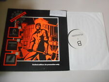 """LP Gothic LeaetherStrip - Science For The Satanic 12"""" (6 Song) Promo ZOTH OMMOG"""