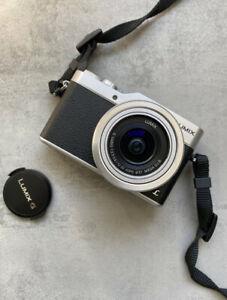 Panasonic Lumix DC-GX800K WIE NEU + grosses Zubehörpaket