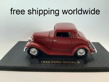 1/43 O scale Road champs 1932 Ford Model B