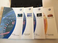 VW LUPO Betriebsanleitung 2001 Bedienungsanleitung Handbuch Bordmappe BA