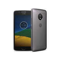 "Nuevo Motorola Moto G5 Gris Lunar 5"" 16GB 4G Android Teléfono Inteligente Desbloqueado"