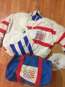 vintage world cup lot souvenirs USA 1994