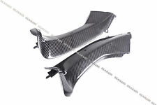 2006-2007 KAWASAKI NINJA ZX10R Carbon Fiber Ram Air Vent Covers