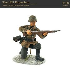 ✙ 1:18 Scale Dragon Models Action 18 Series WWII German Army Infantry Soldier