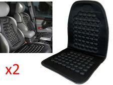 Car Seat Cushion Protector Universal Orthopaedic Padded Massage Back Van Taxi