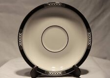Lenox Presidential Collection HANCOCK Platinum Replacement SAUCER for teacup