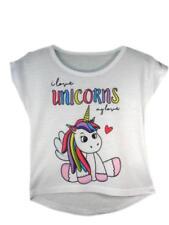 Vêtements t-shirts en polyester 3 - 4 ans pour fille de 2 à 16 ans