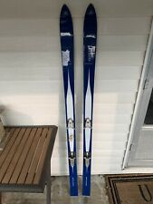 Vintage Made In Austria For Sears S-200 Fiberglass Snow Skis