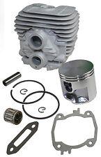 Cylinder Head Pot Lining Piston Bearing Top End Rebuild Kit Fits STIHL TS410
