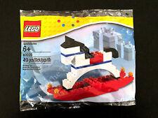 LEGO Rocking Horse 40035 New & Sealed, White Christmas Toy Decoration Polybag