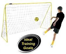 Kickmaster M06046 6 Foot Wide Football Training Goal Rust Resistant Steel & Net