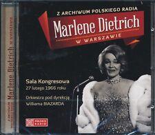 Marlene Dietrich w Warszawie Z Archiwum Polskiego Radia  | NEW