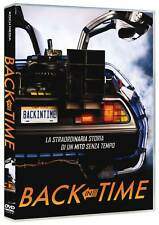 BACK IN TIME  DVD SPETTACOLO
