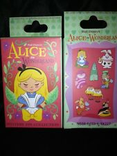 Disney Alice In Wonderland Mystery Collection 2 pin in box SEALED