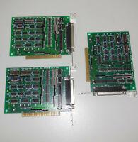 Contec PIO-16/16L(PC)H No. 9765B (lot of 3)