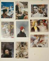 9 carte postale Bilal