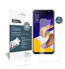 2x Asus Zenfone 5Z ZS620KL Screen Protector Flexible Glass 9H dipos