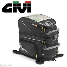 Sacoche de réservoir GIVI EA103B aimant modulable extensible sac a dos carte