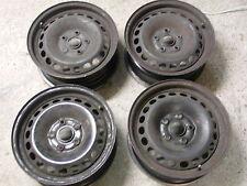 Satz Stahlfelge 6x15 5x112; ET37 gebraucht 3B0601027D VW Passat 3B, 8955