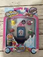 Shopkins Season 8 World Vacation 5 Pack Americas NEW Sealed Ships Out Fast