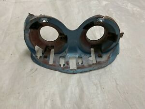 1960 Cadillac Fender Extension Headlight Housing Surround Driver Side Left