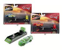 Disney Pixar Cars Launcher + Metall Car - Choice of 3 Cars - New Boxed