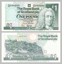 Schottland / Scotland 1 Pound 1996 p351c unz.