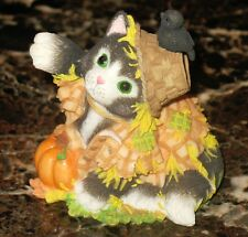 "Calico Kittens "" Trick Or Treat Preferably Catnip "" Mnb"
