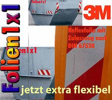 3M Container warning mark 3310 DIN67520, 5 Set 8tlg Set reflector