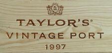 1997er Taylor Vintage Port ***** - einfach riesig !!!!!!!!!