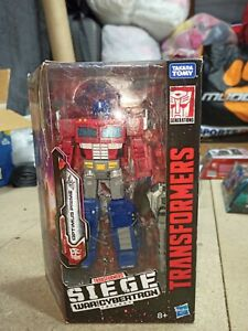 Transformers siege optimus prime netflix