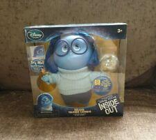 Disney Store Disney Pixar Deluxe Talking Sadness Figure Inside Out BNIB Emotions