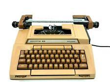 Smith Corona Coronet XL Coronamatic Portable Electric Typewriter Tested w/ Ink