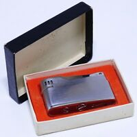 Vintage APPOLO - K Japan Gas Butane Lighter with Original Box