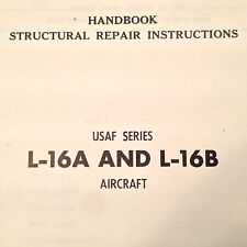 Original L-16A and L-16B Structural Repair Manual