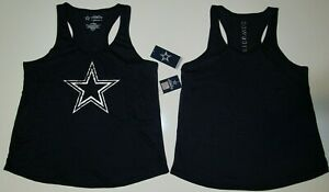 New Dallas Cowboys authentic NFL Football Women choose size Tank Top Shirt NWT