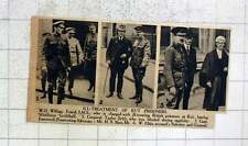 1919 William Fratel Charged With Ill Treating British Prisoners Kut, Cpl Taylor