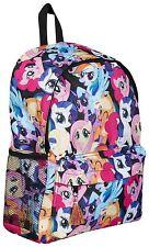 My Little Pony Large Girls Childrens Kids Travel Backpack School Bag